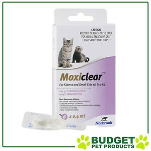 Moxiclear-Flea-amp-Worm-Treatment-For-Kittens-amp-Small-Cats-Up-To-4kg-6-Pack
