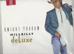 Hillbilly-Deluxe-by-Dwight-Yoakam-Vinyl-Mar-2015-Lp-Still-Sealed