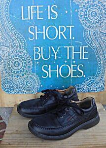 ECCO Mens Fusion Moc Oxford Shoes Oxfords