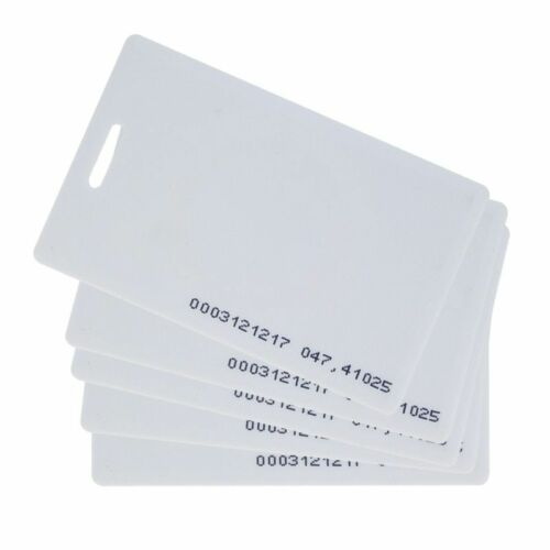 RFID Thick Card ID Smart Card Proximity Card Access Control With High Quality