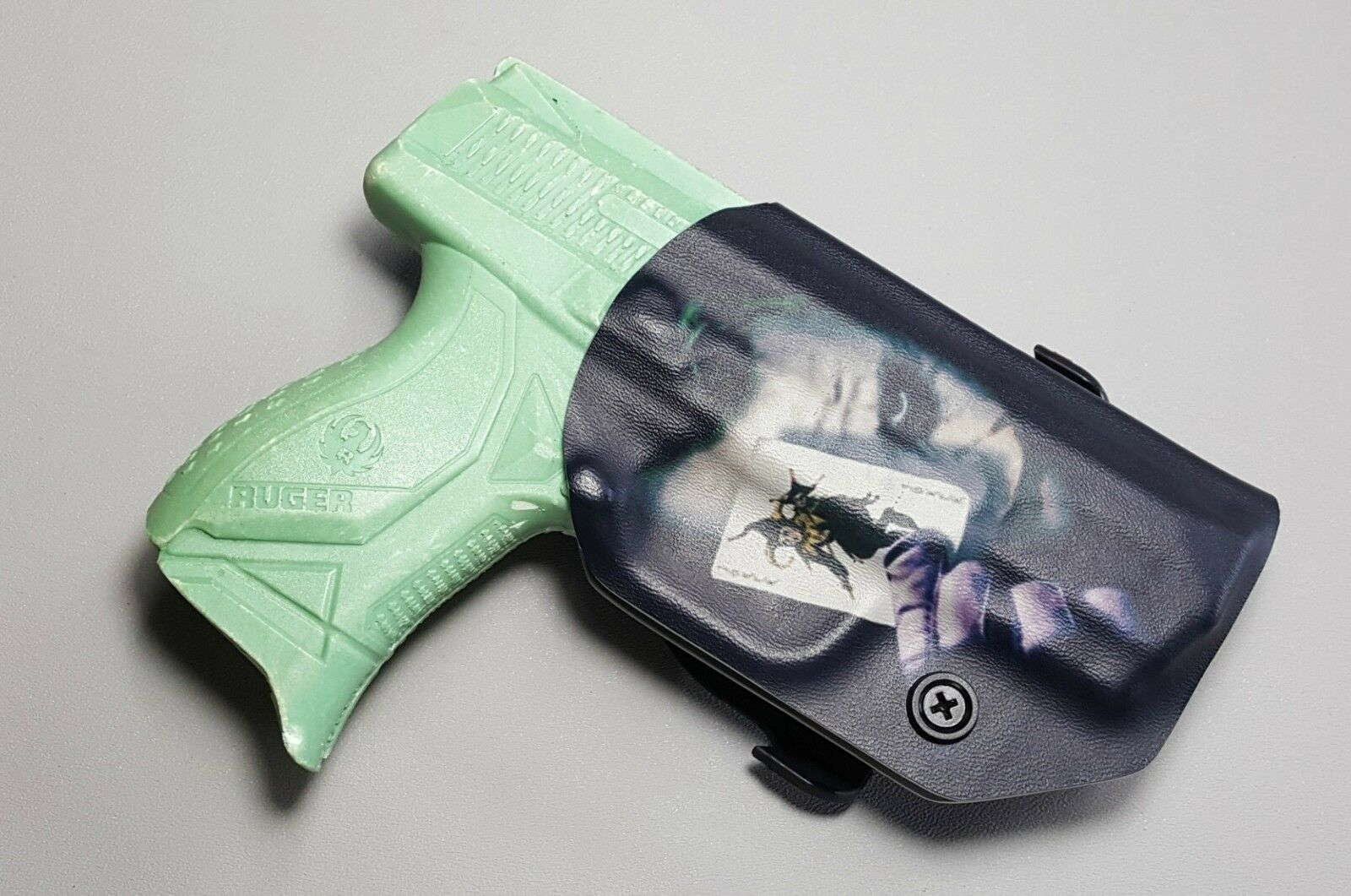 Dark Knight Joker Owb Kydex Holster .