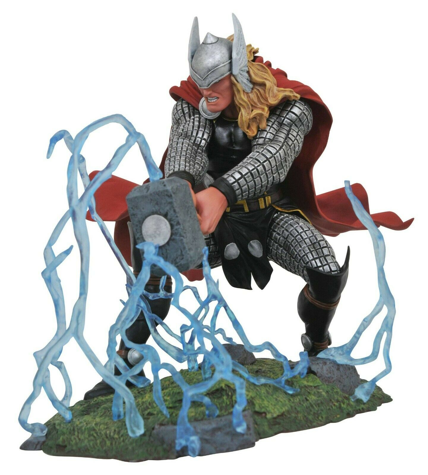 THOR STATUETTE MARVEL COMIC GALLERY DIAMOND SELECT 20 CM