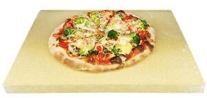 Auswahl-Groessen-Pizzaplatte-Backofenplatte-Brotbackplatte-Pizzastein-Flammkuchen
