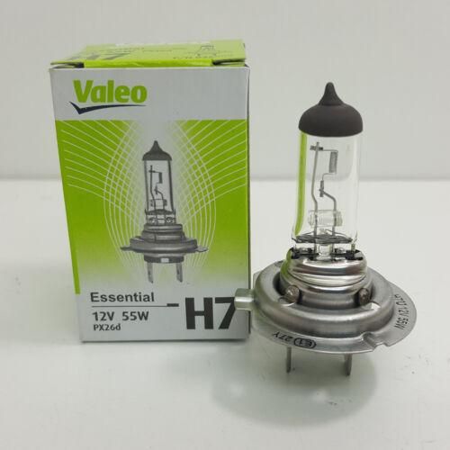 LAMPADA ALOGENA H7 12V 55W VALEO 032009 FARO ANTERIORE