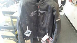 Alpinestars T-Faster Air Mens Street Riding Motorcycle Jackets