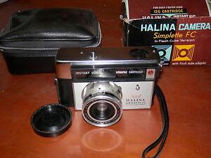 Vecchia-macchina-fotografica-HALINA-CAMERA-Simplette-FC-fotocamera-cartridge-126