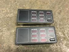 Panel de Control de Verificación BMW E30 316 318 320 323 325 M3 Hella VDO Bosch