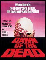 Dawn of the Dead vintage movie T SHIRT Men's 8 colours 6 sizes zombie Romero