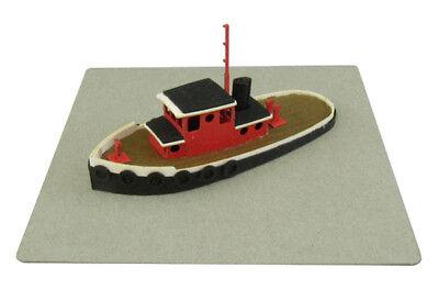 Adattabile Sankei Mp01-55 Barca Rimorchiatore 1/220 Z Scala Prestazioni Affidabili