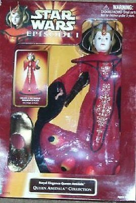 Star Wars Episode I Royal Elegance Queen Amidala Collection Fashion... BRAND NEW
