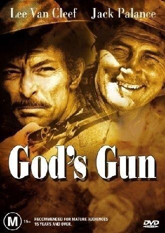 God's Gun (DVD, 2004) b10 - oct 18