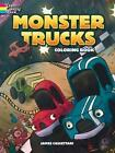 Monster Trucks Coloring Book by James Cassettari (Paperback, 2015)