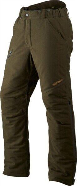Harkila Norfell aislado pantalones verde de sauce  Impermeable Caza Tiro  70% de descuento