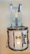 """Pearl Marching Snaredrum 14x12"""" CMS1412/C mit Pearl Carrier MSC-1 Competitor"""