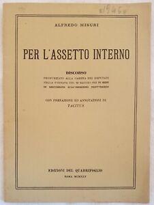 ALFREDO-MISURI-PER-L-ASSETTO-INTERNO-DISCORSO-TACITUS-ESERCIZIO-PROVVISORIO-1945