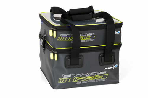 Matrix Ethos Pro EVA Bait /& Cool System *New 2019* Free Delivery