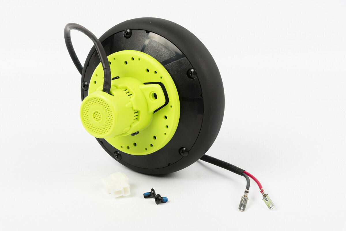 Razor power core e90 rear wheel with complete engine-vert