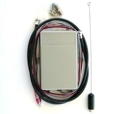 Multi-Code 1099 12 24-Volt Gate Radio Receiver MultiCode 109950 Linear MCS109950