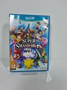 Super Smash Bros Nintendo Wii U Pal Reino Unido Libre Reino Unido Entrega