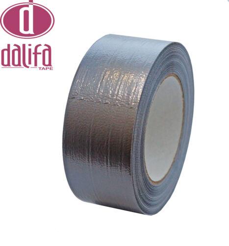 Preisgünstiges Klebeband Grau Reparaturband Ducttape Gewebeband 50 mm x 50 mtr.