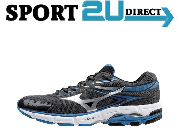 [bargain] Mizuno Wave Mens Connect 2 Mens Wave Running Shoes (D) (06) | RRP  160.00 02acfe