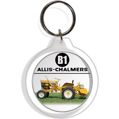 ALLIS CHALMERS D19 Tractor key chain