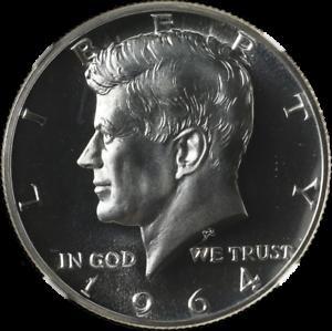 1964-P-Kennedy-Half-Dollar-Proof-NGC-PF67-Superb-Eye-Appeal-STOCK