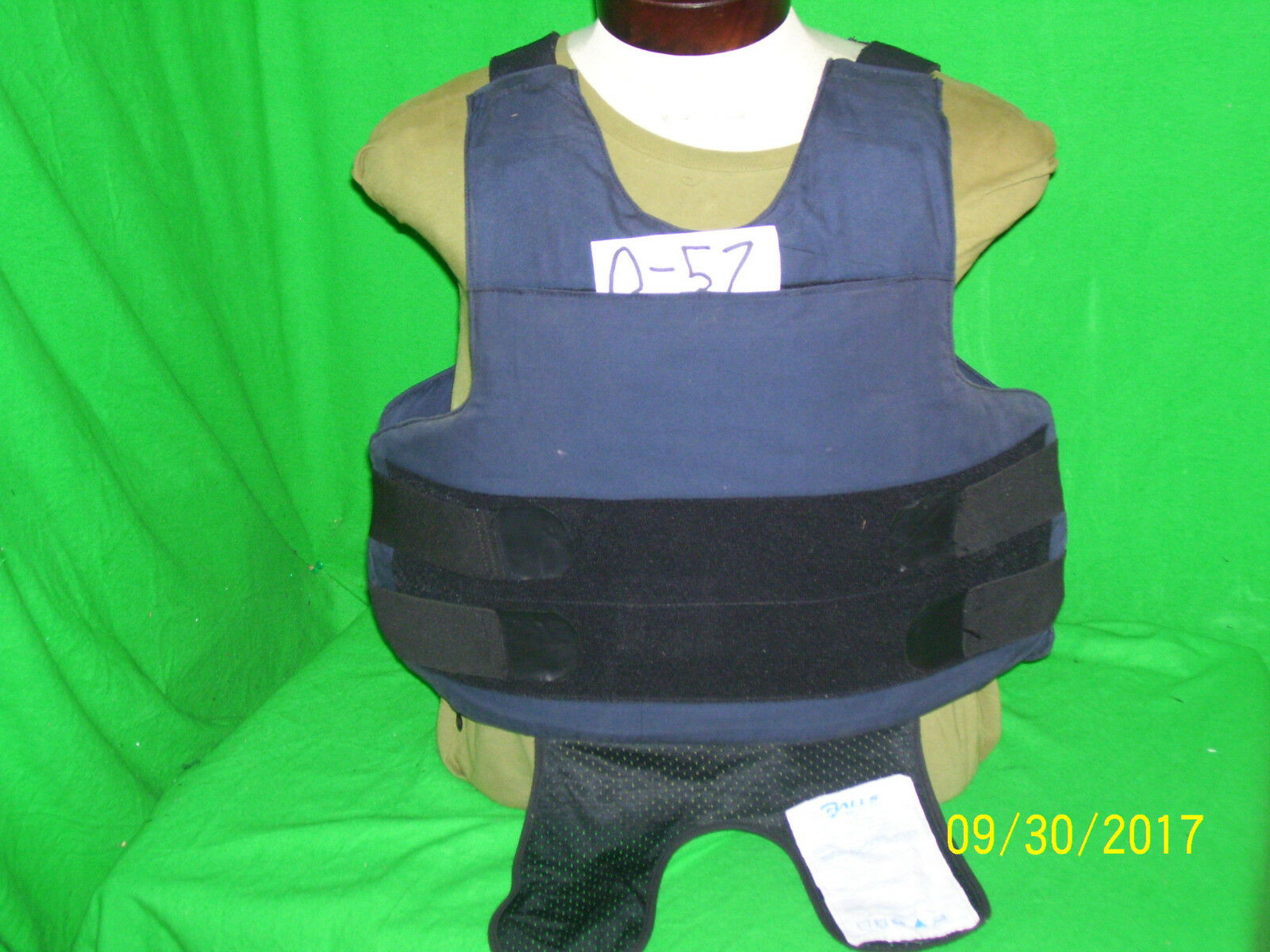 Galls Body Armor Bullet Proof Vest Level  IIIA-X-Larg VG Cond 2011+FREE-5X8  D57  buy 100% authentic quality