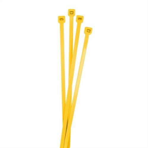 100x Fascette per cavi 300 x 4,8mm; qualità industriale