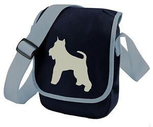 Schnauzer Bag Dog Walkers Shoulder Bags Standard Mini Schnauzer Birthday Gift