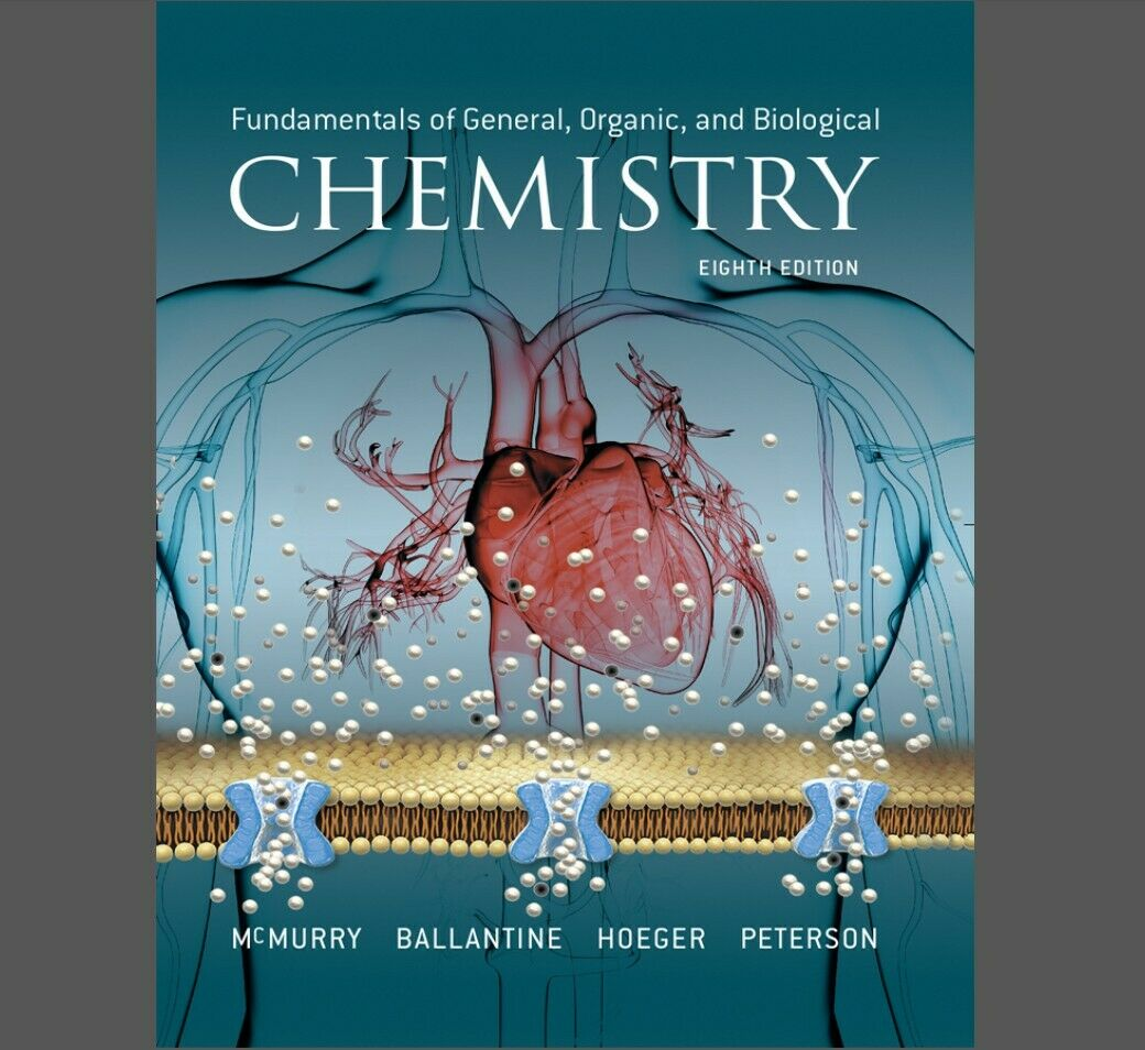 Fundamentals Of General, Organic, and Biological Chemistry 8th ed (eTextbook) 2