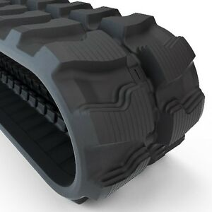 New Camso Camoplast Mini Digger Rubber Track  For Takeuchi TB016 Size 230x48x68