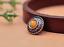 10X-Silver-Tone-Flower-Leather-Craft-Bag-Belt-Purse-Decor-Turquoise-Conchos-Set miniature 23