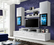 Toledo 1 - White tv cabinet / Contemporary tv units / TV Cabinets / TV Stands