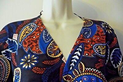 Dimensioni: Uk 18 Bnwt Blu Orientale Kimono Da Tg Scegliere Prezzo Consigliato Nuovo Di Zecca £ 14.99-mostra Il Titolo Originale Aspetto Estetico
