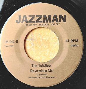 FUNK-45-THE-TRINIKAS-Remember-Me-SANDI-amp-MATUES-The-World-Pt-1-JAZZMAN-JM-012