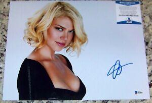 FLASH-SALE-Adrianne-Palicki-Signed-Autographed-11x14-Photo-Beckett-BAS-COA
