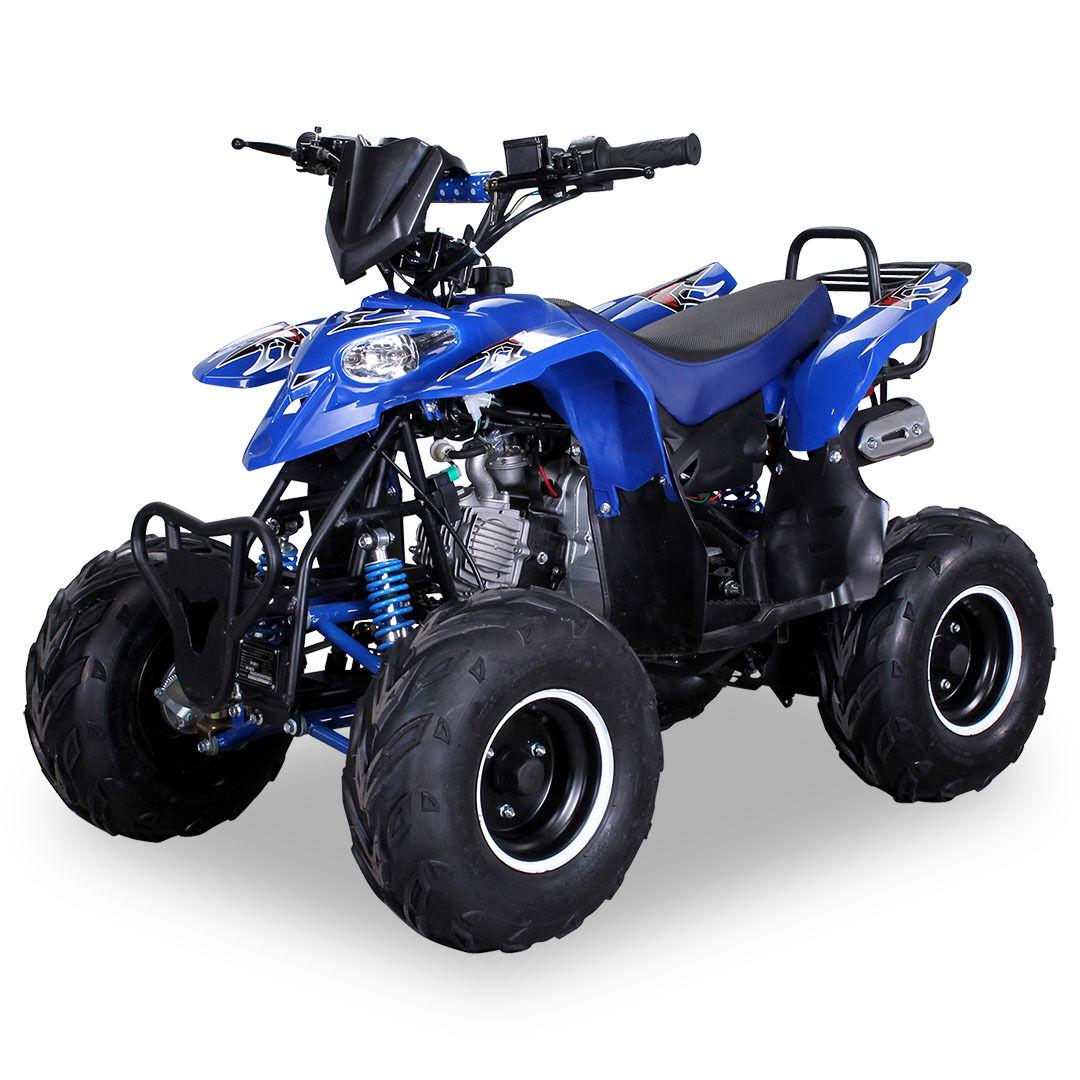 Midiquad Miniquad ATV S-5 125 cc Quad Pocket Pocket Pocket Bike Kinderquad Benzin Pocketquad 0655a9