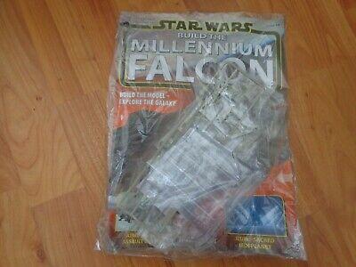 1//1 SCALE DEAGOSTINI BUILD THE MILLENNIUM FALCON STAR WARS ISSUE 40 INC PARTS