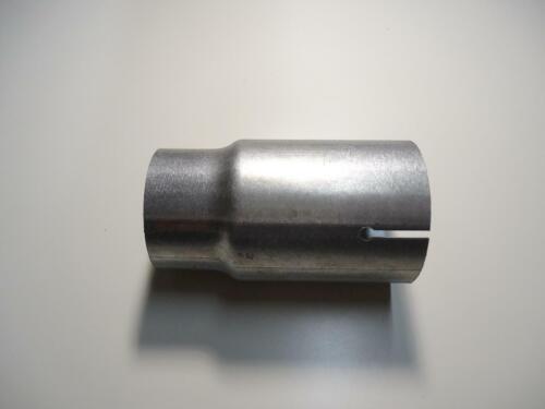Reduzierstück Rohr Adapter Ø 42 auf 48 mm innen für Auspuff Abgasanlage Kat