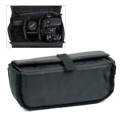 MATIN Camera Insert Extendable Cushion Partition Padded Bag(S) for DSLR SLR Lens