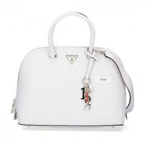 Bag Guess Maddy A Mano with Logo VD729107 White