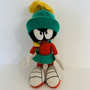 Vintage-1994-Marvin-the-Martian-Plush-Applause-Looney-Tunes-Stuffed-Animal-90s