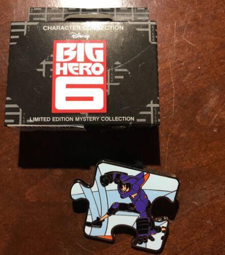 Big Hero 6 Puzzle Pin LE 1100 Character Connection Disney Six Hiro Hamada Myster