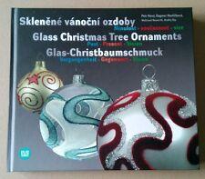 GLASS CHRISTMAS TREE ORNAMENTS GLAS - CHRISTBAUMSCHMUCK