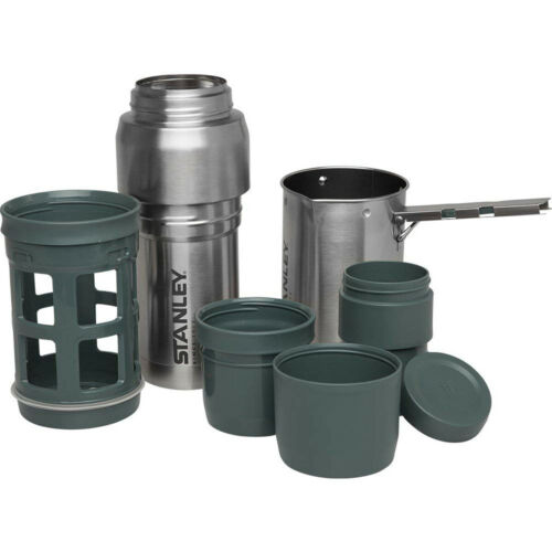 All-In-One Stainless Steel Insulated Coffee System Stanley Mountain 17 oz
