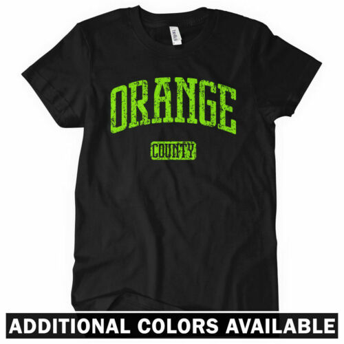 California LA Los Angeles The OC Disney S-2XL ORANGE COUNTY Women/'s T-shirt