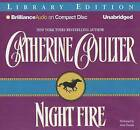 Night Fire by Catherine Coulter (CD-Audio, 2012)