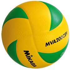 Mikasa voleibol MVA 200 CEV indoor juego pelota Champions League 1162 talla 5 | nuevo