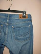 SEXY H&M STAR FIT FLARE LEG JEANS  SIZE W 26... WOW!!!